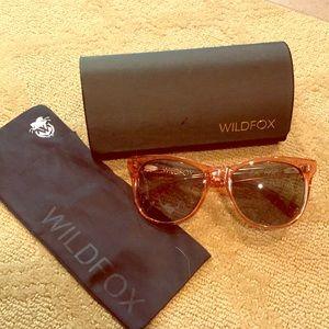 Wild fox sunglasses